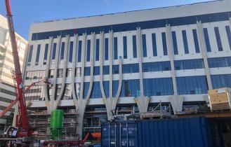 Van den Heuvel Afbouwgroep bouwt aan Amare in Den Haag