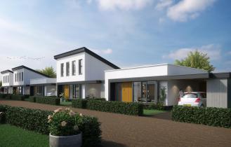 9 levensloopbestendige woningen Sint Anthonis
