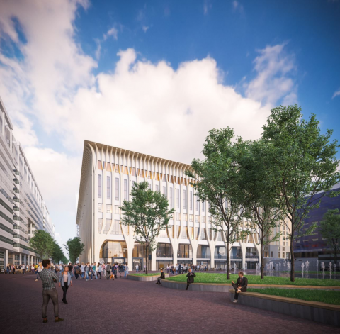 Onderwijs- en Cultuurcomplex in Den Haag