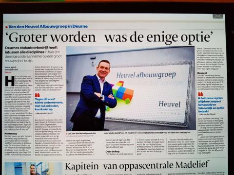 Eindhovens Dagblad d.d. 30-03-2018