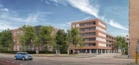 Appartementen in historisch hart van Sittard